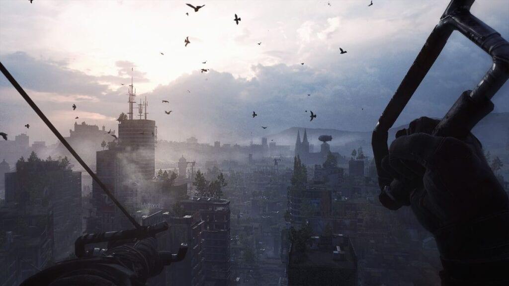 Dying Light 2 premiera zrzut ekranu