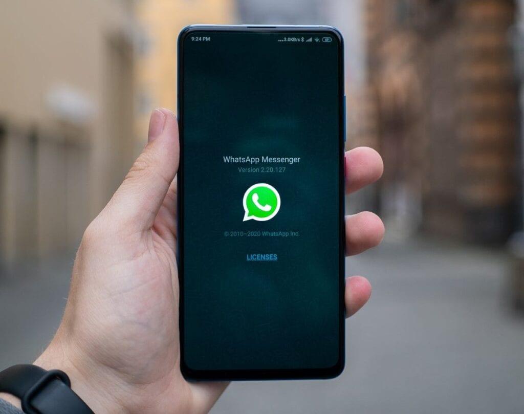 Dane komórkowe - whatsapp