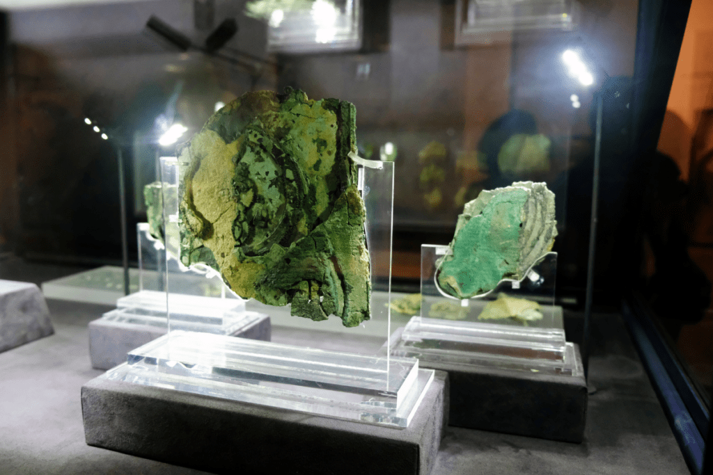 mechanizm z Antykithiry wystawa