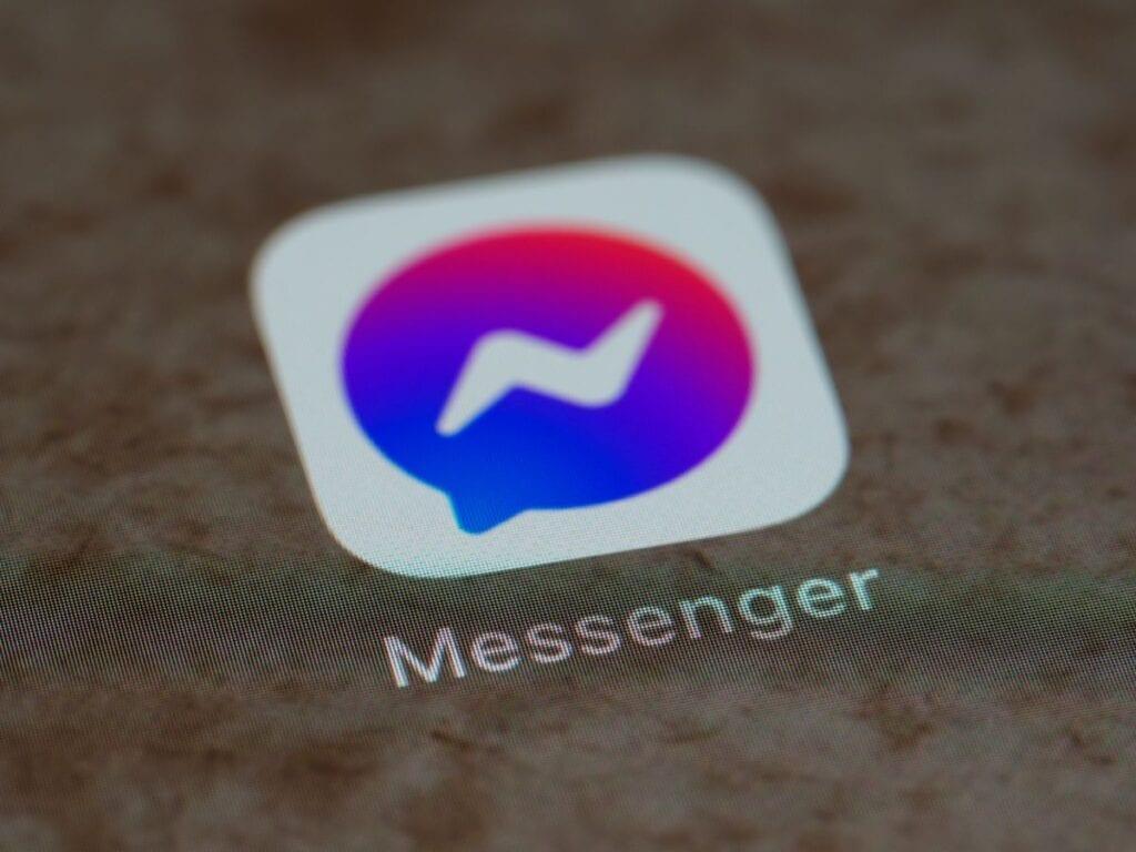 Messenger – zmiana zdjęcia - logo