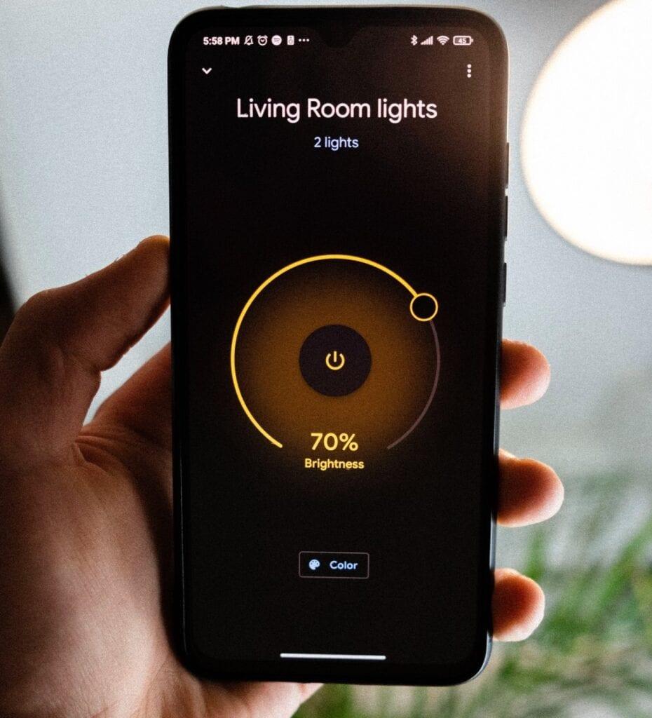 Inteligentny dom - światła