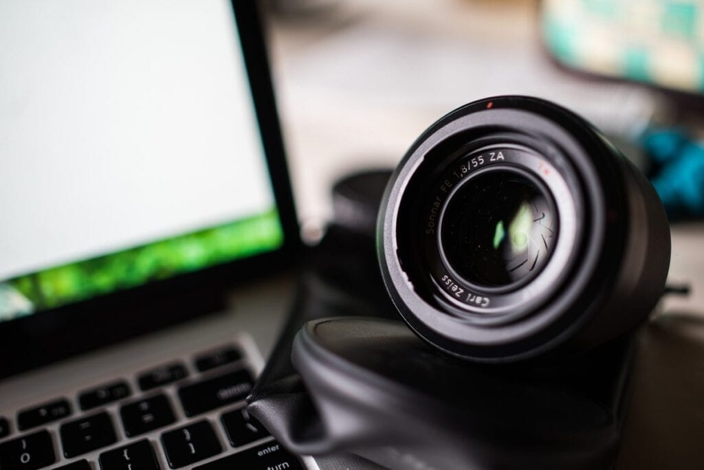 Uruchamianie kamery - śledzenie