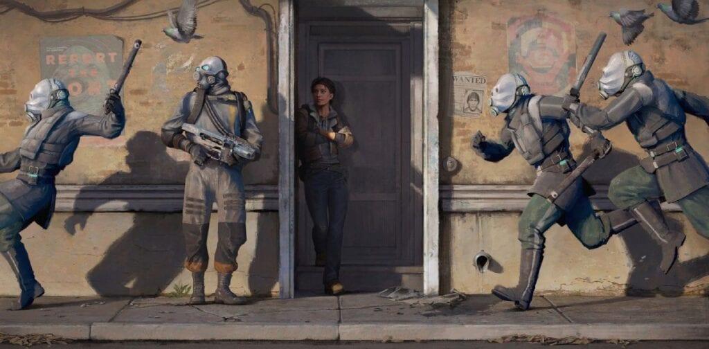 Half-Life 3 – premiera Alyx