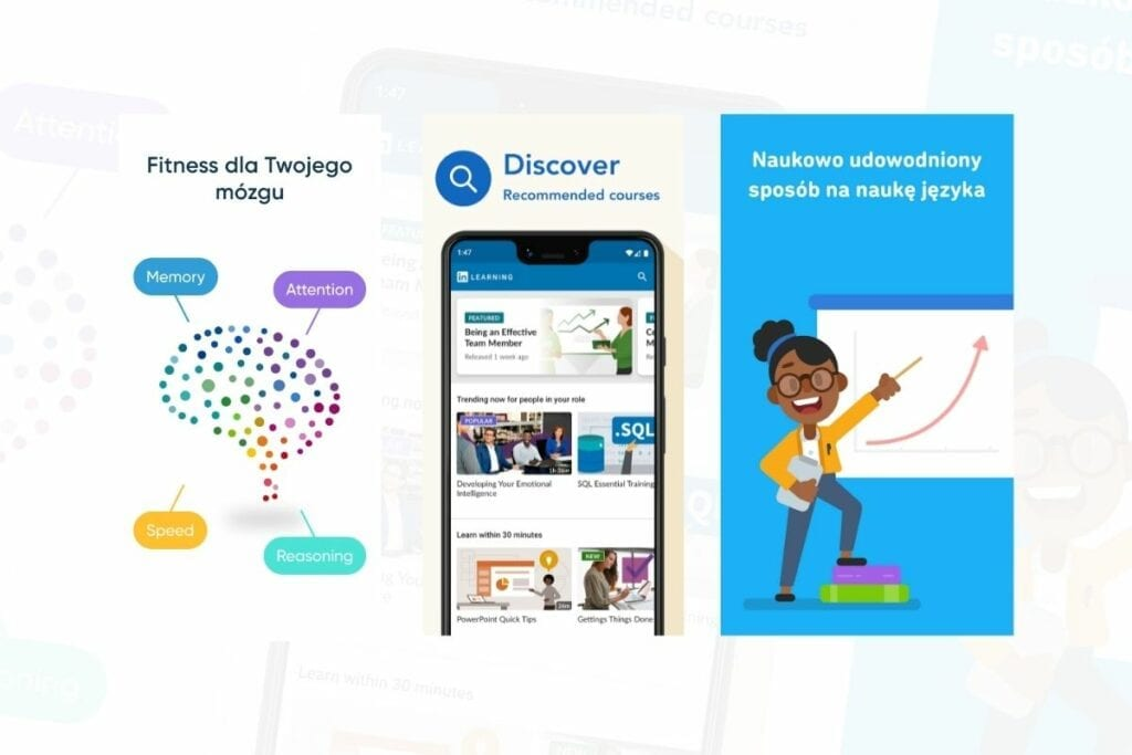aplikacje na androida nauka
