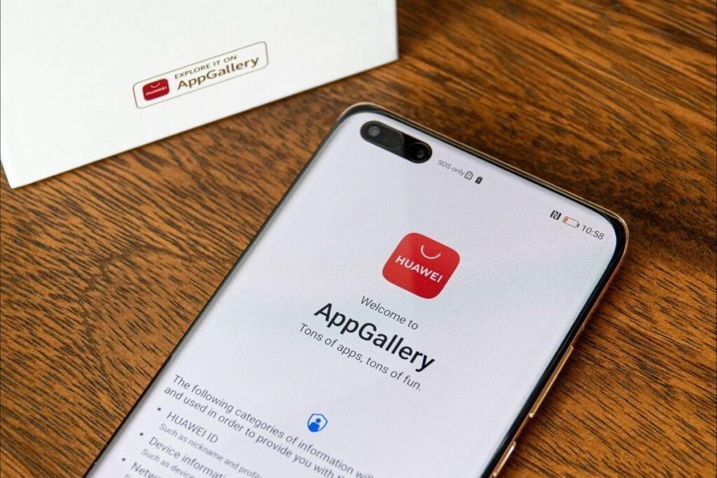 appgallery aplikacje