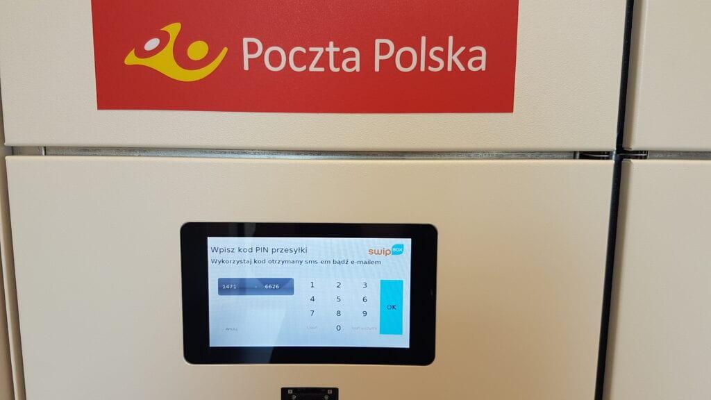 automat paczkowy poczta polska