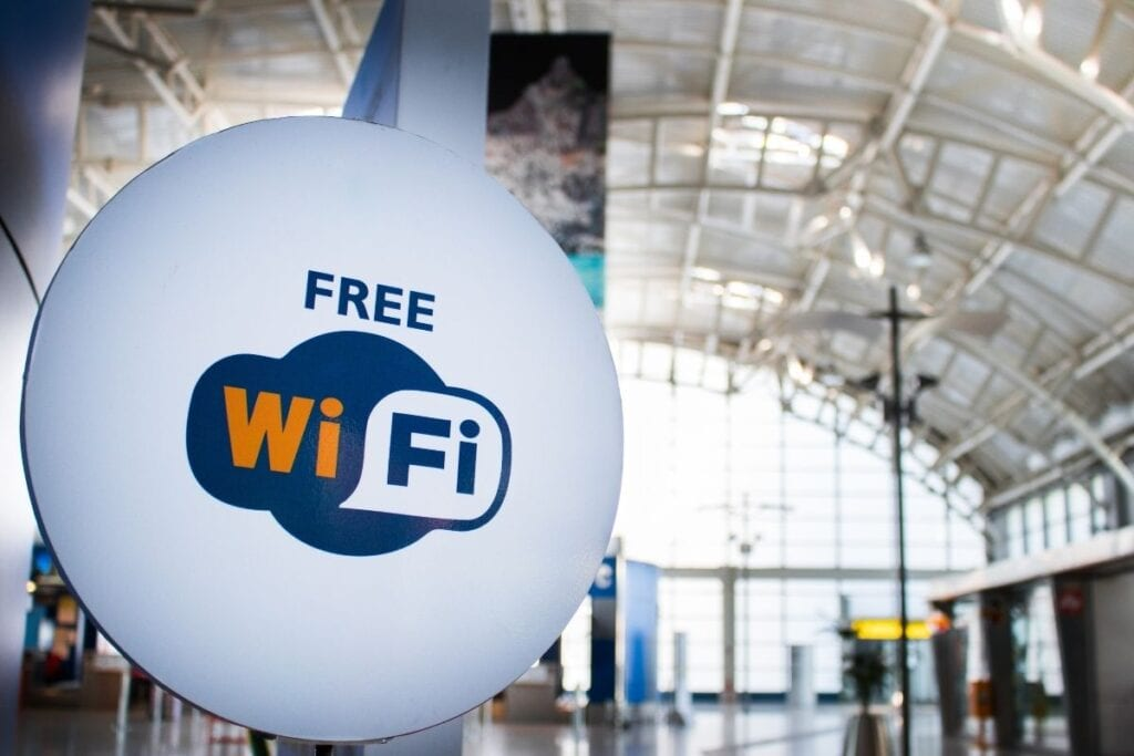 darmowa sieć wifi