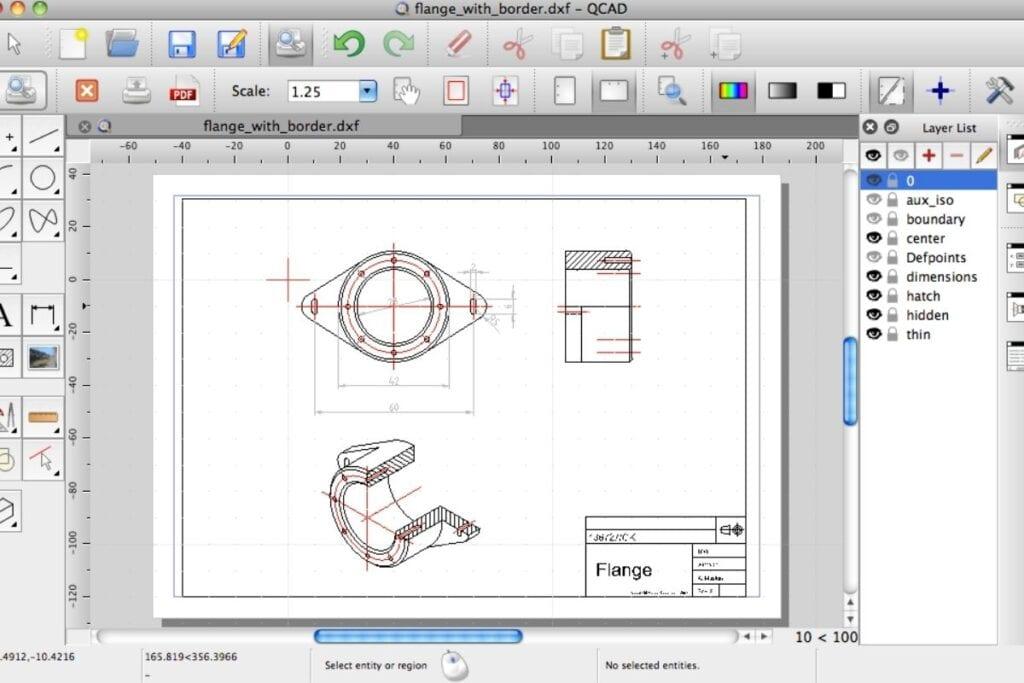 darmowy program do rysunku technicznego