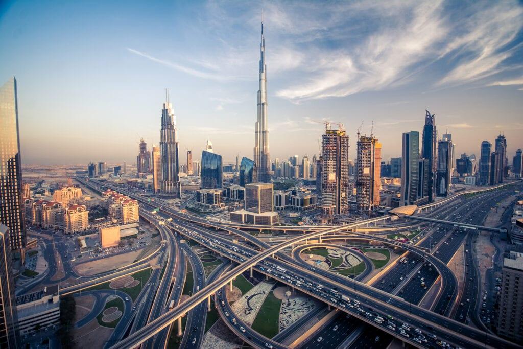 dubaj miasto przyszłości
