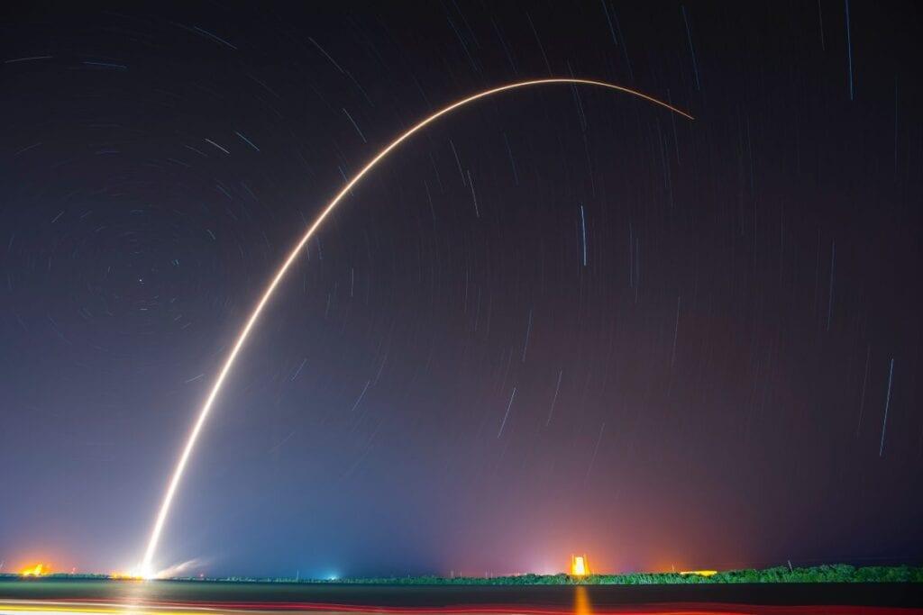 Elon Musk - starlink