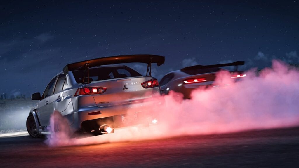 Forza Horizon - wyścig