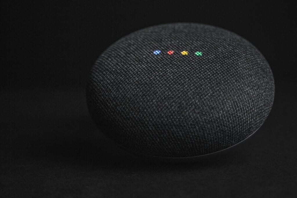 Asystent Google - google home