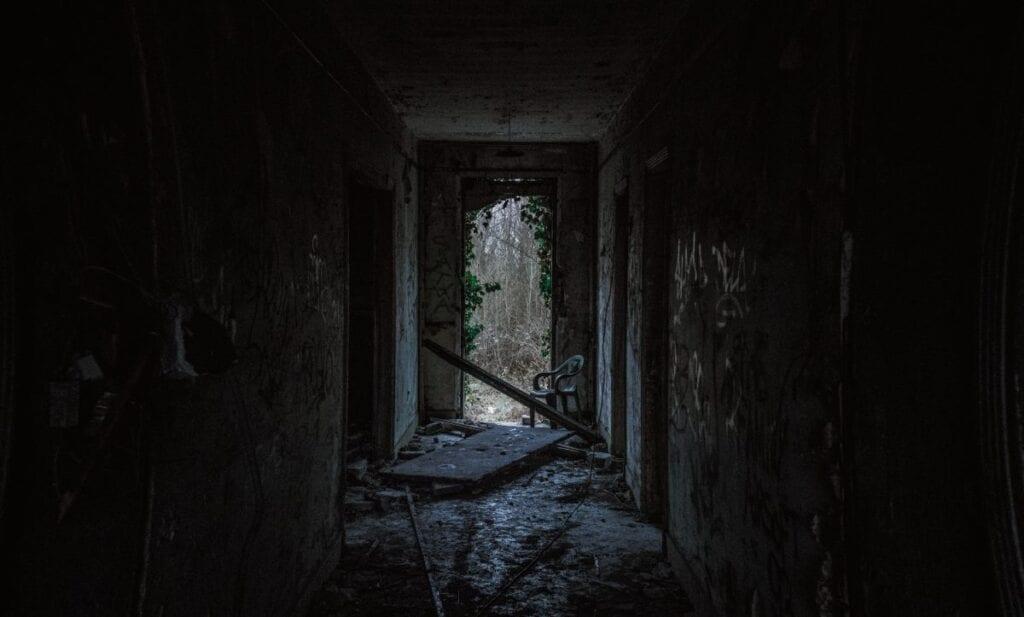 Najstraszniejsze horrory - efekty