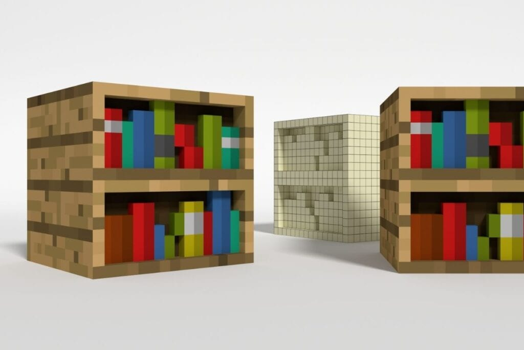 jak zrobić książkę w minecraft
