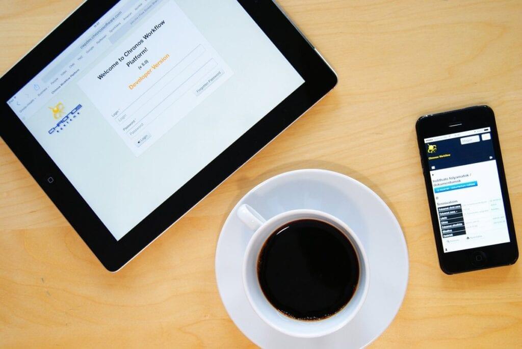 E-podpis - kawa