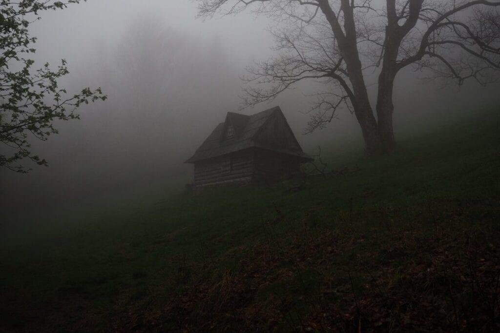 Najstraszniejsze horrory - opuszczony dom