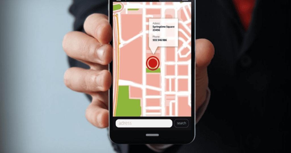 jak namierzyć lokalizację telefonu