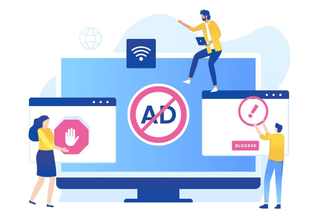 Jak zablokować reklamy?