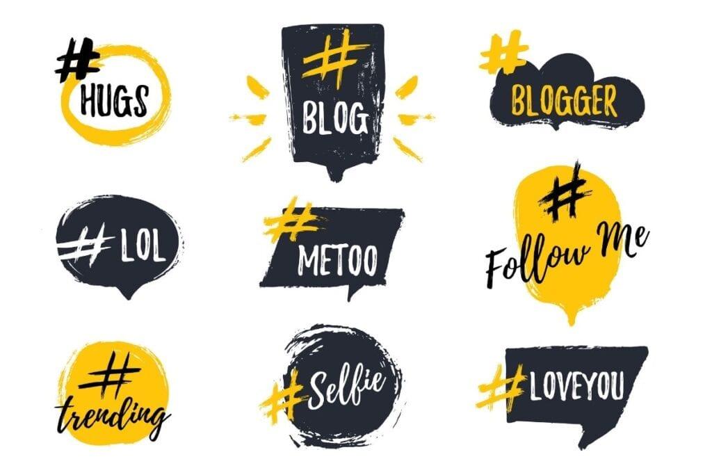 popularne hashtagi