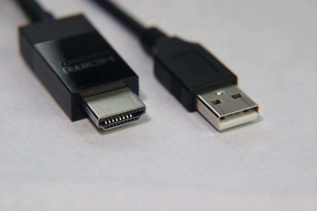 Bezprzewodowe przesyłanie obrazu HDMI USB
