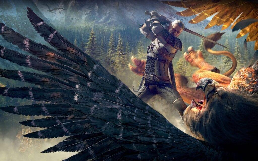 Wiedźmin - Geralt