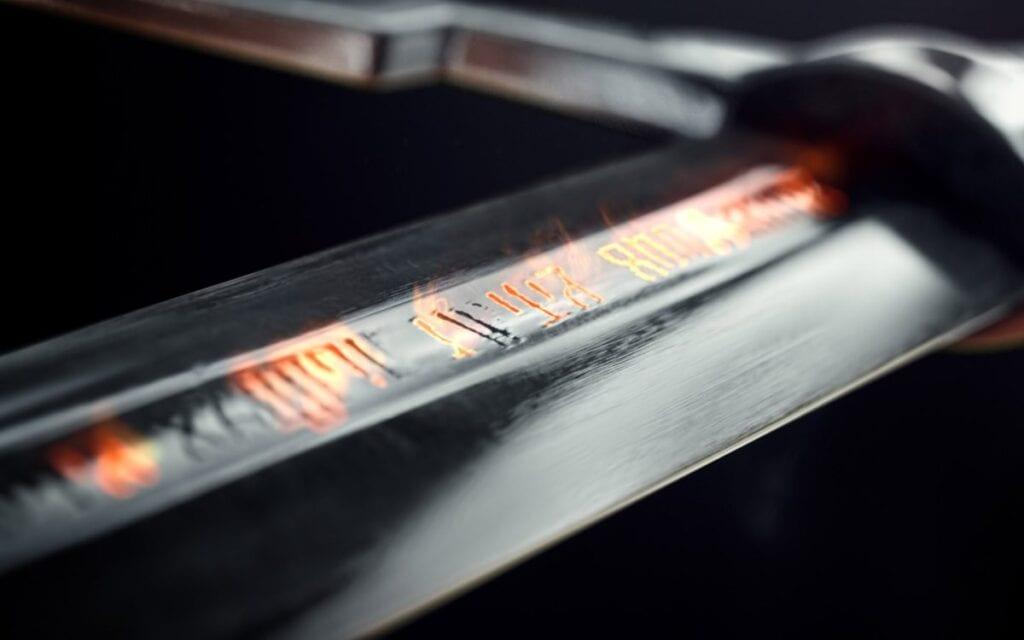 Wiedźmin - miecz