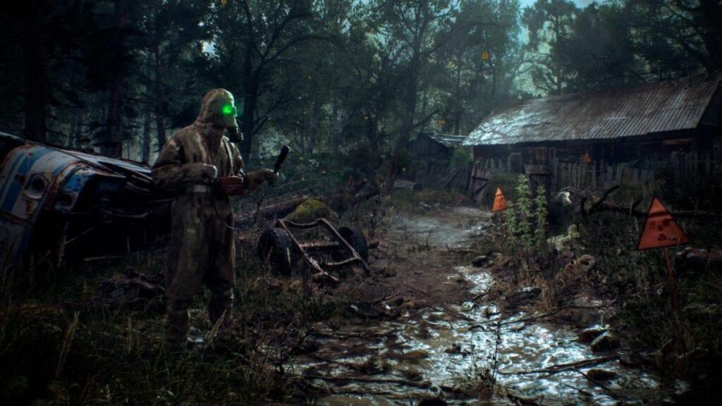 Chernobylite - zagadki