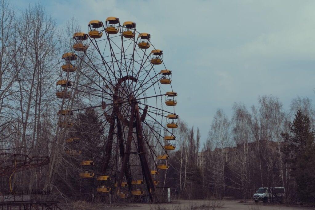 Chernobylite - prawdziwe lokacje
