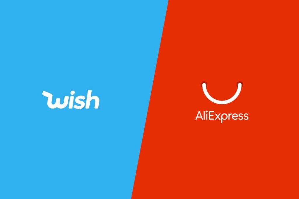 wish vs aliexpress