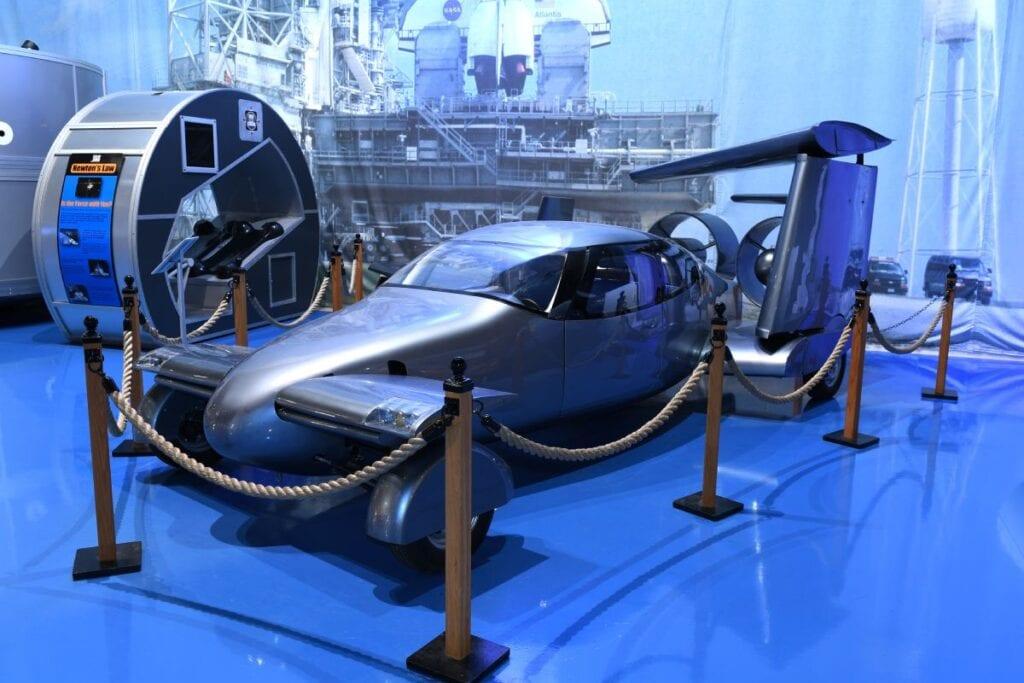 AirCar prototyp