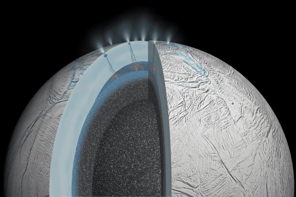 Aktywność hydrotermalna pod powierzchnią oceanu