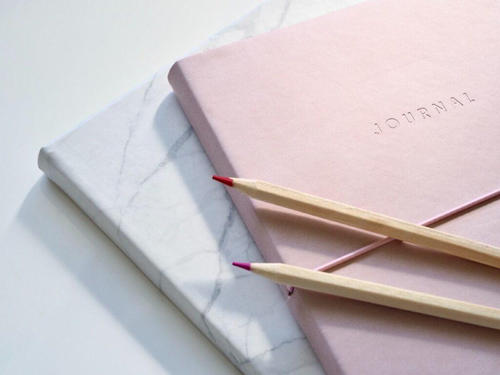 BLOG - pamiętnik, papier
