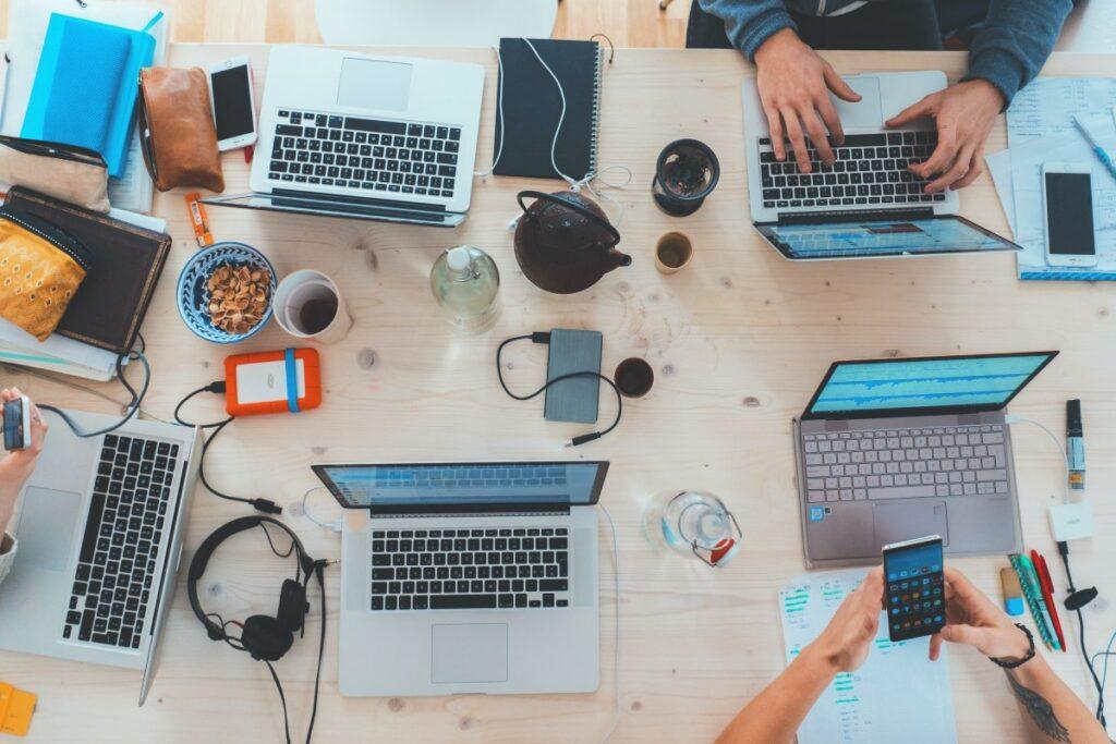 blog praca wspólna