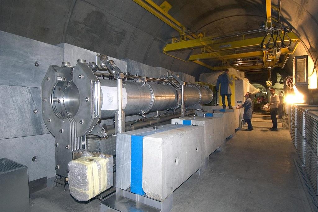 CERN zwiedzanie