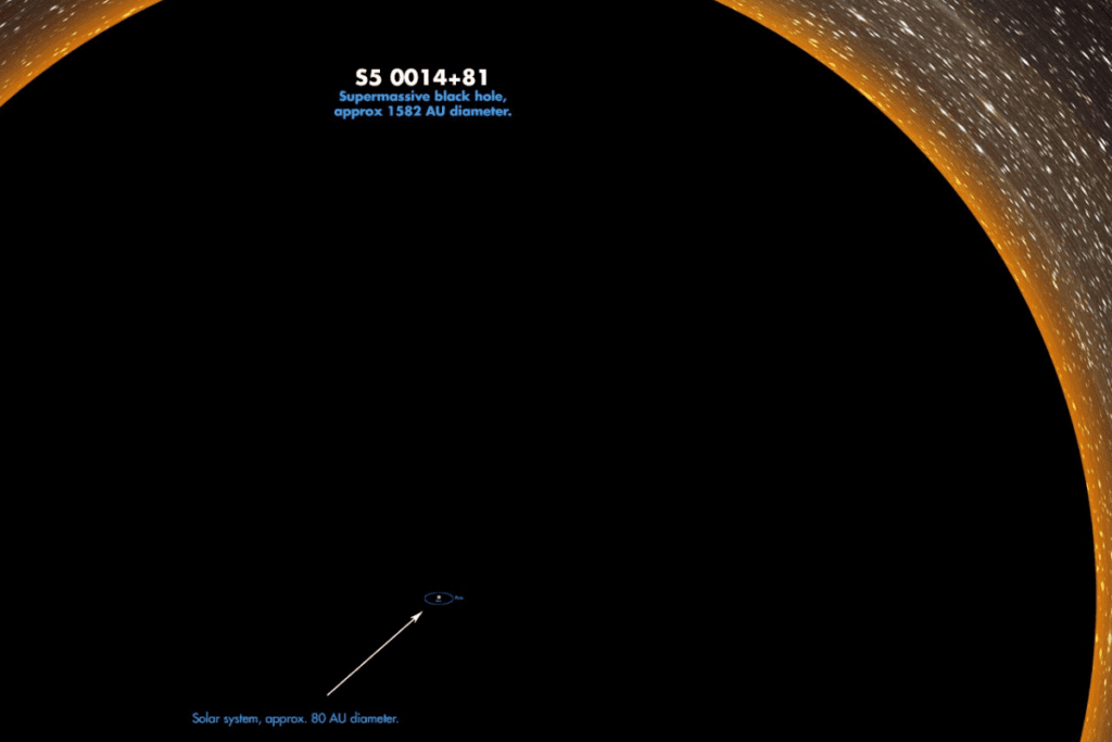 Czarna dziura S5 0014+81