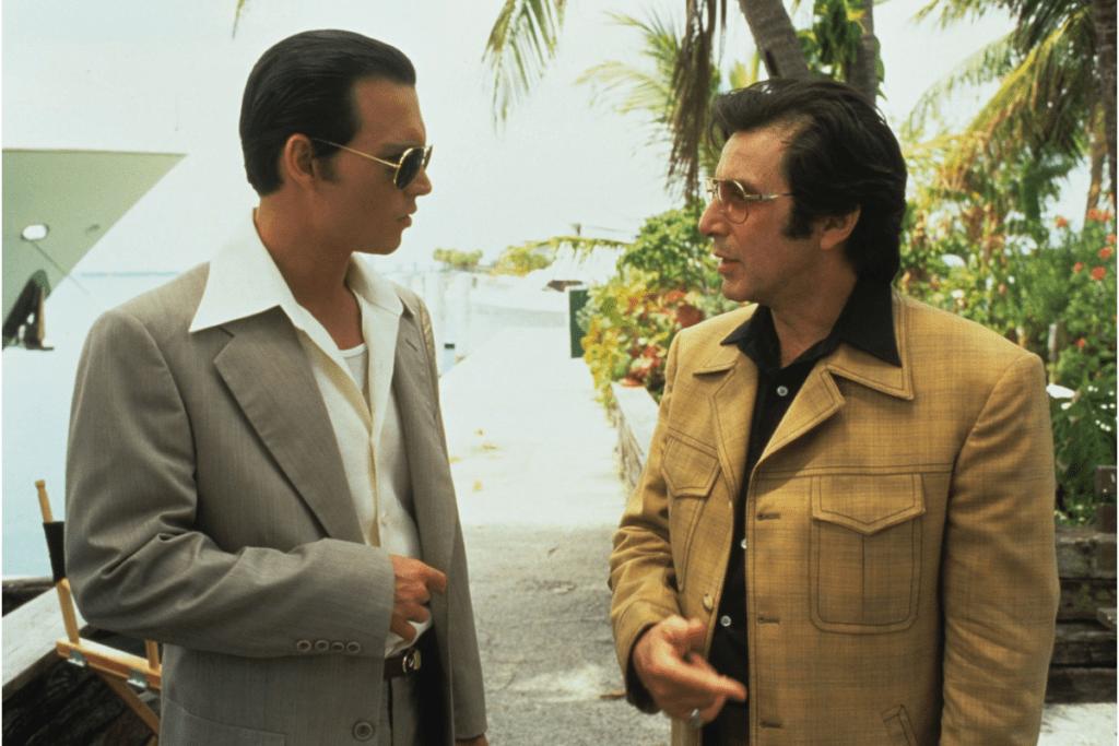 Donnie Brasco - filmy o mafii