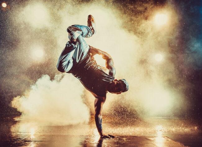 Filmy o tańcu