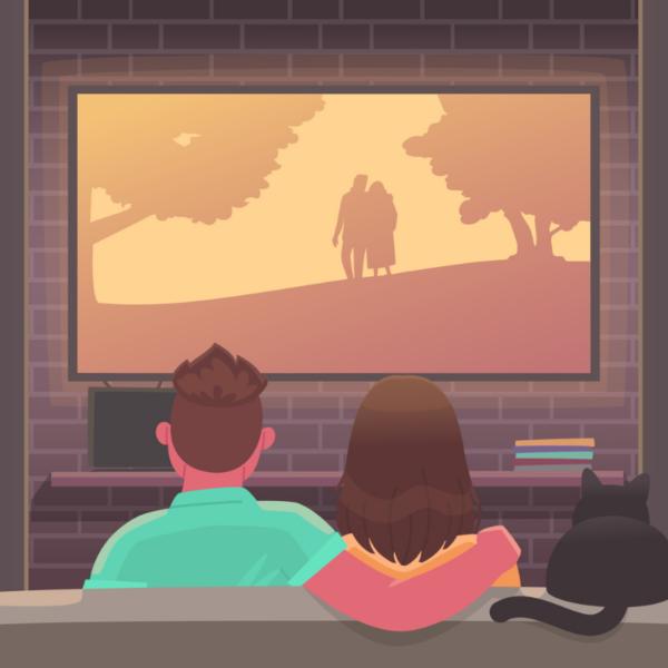 Filmy romantyczne obraz glowny