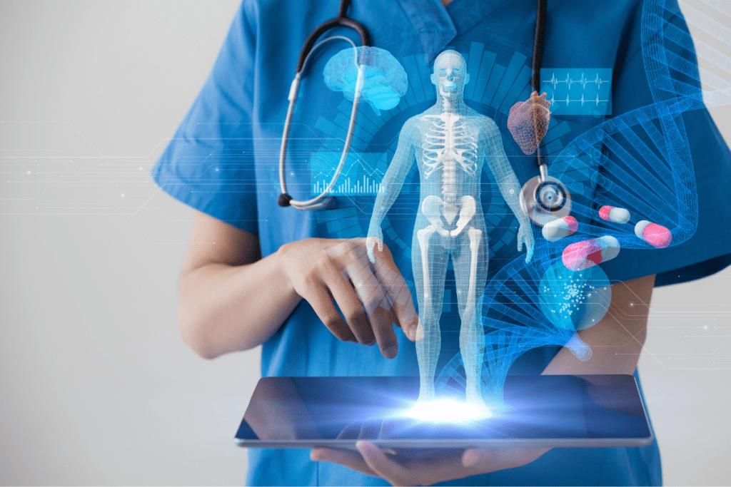 Hologram medyczny