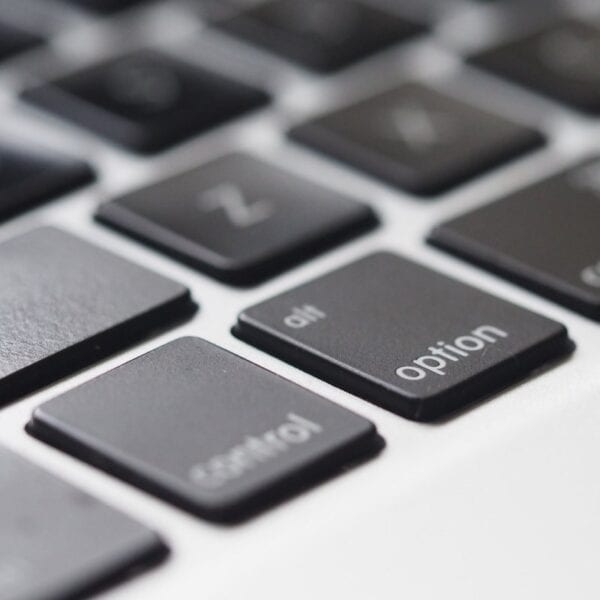 Klawiatura w laptopie