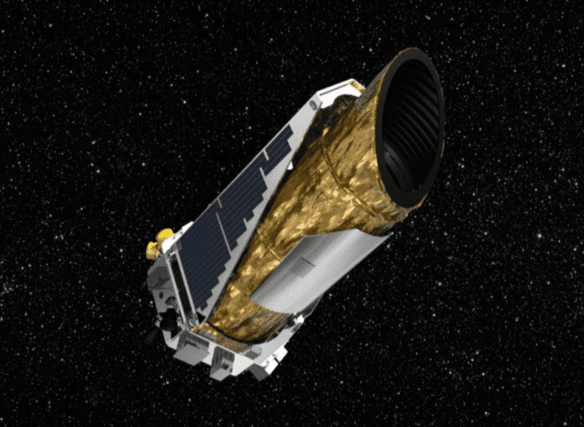 Kepler obraz glowny