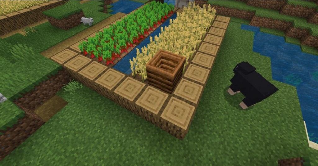 Kompostownik w wiosce