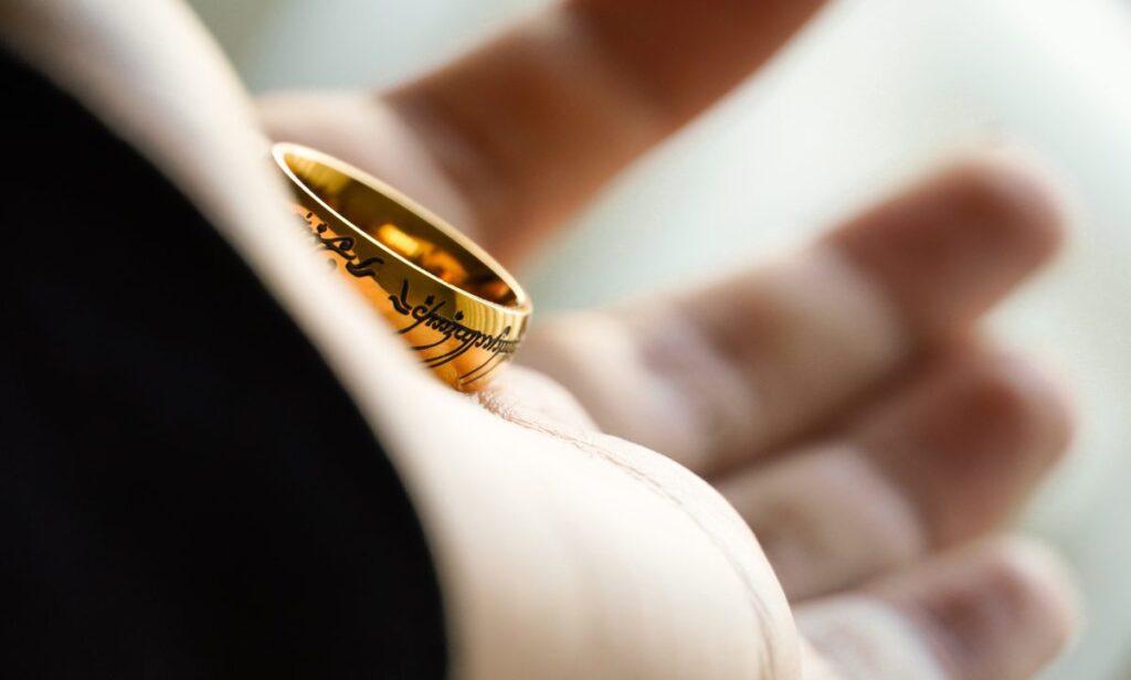 LOTR gry pierścień