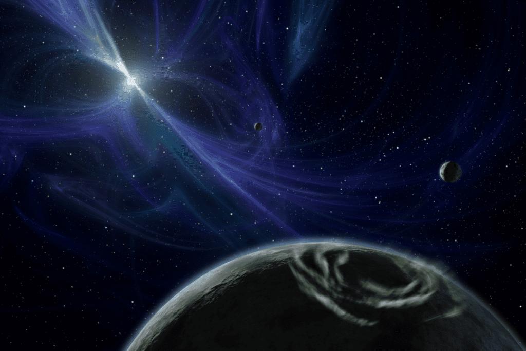 Pulsar PSR 1257+12