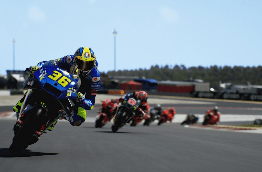 MotoGP - gry o motorach