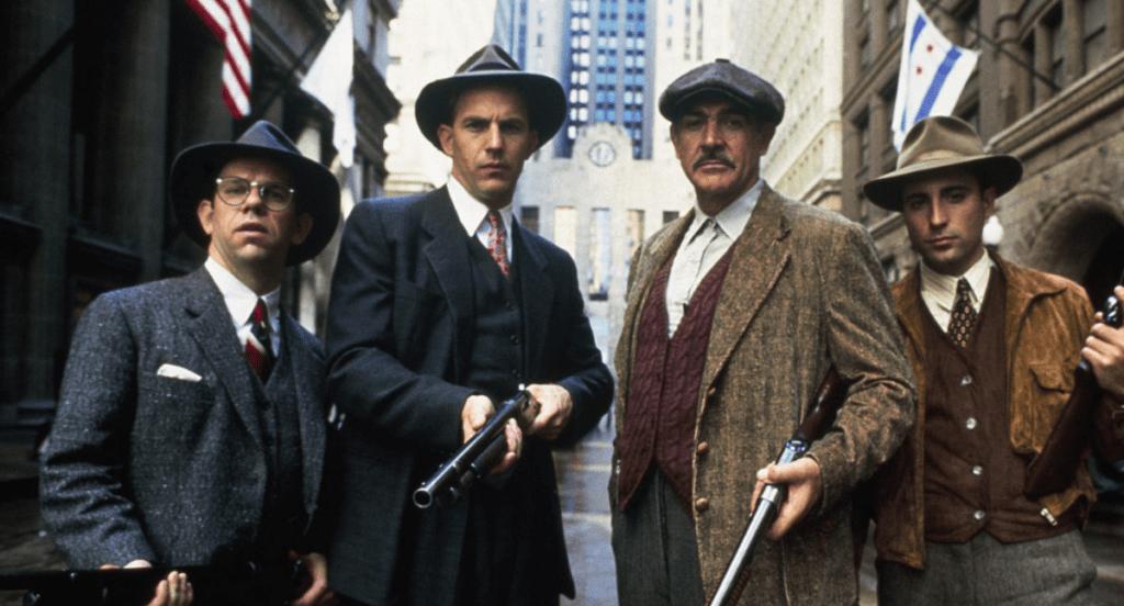 Nietykalni - filmy o mafii