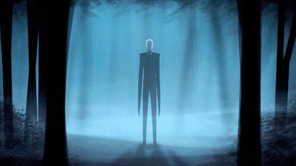 Slenderman creepypasta