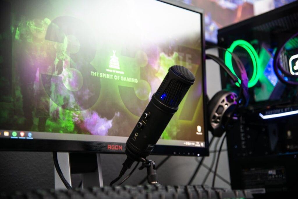 Streamowanie na YT i Twitch - GeForce, Nvidia