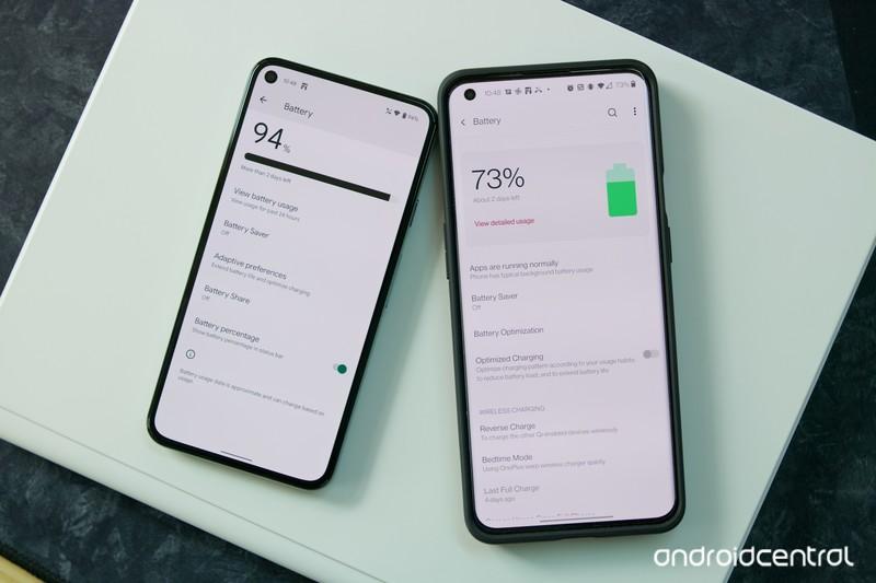 Wszystko o Android 12 bateria