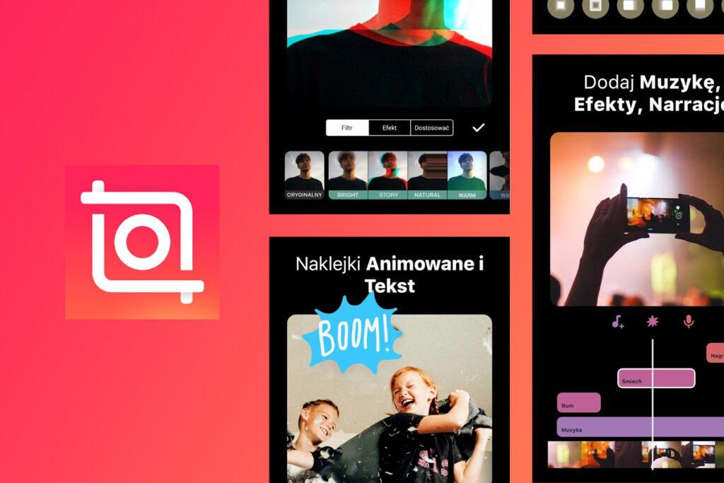 inshot aplikacja